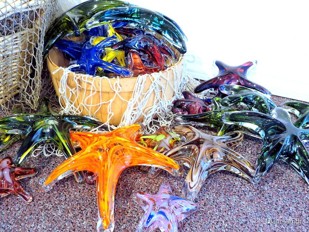 Gift Shop Wares.....Newport, Oregon by Diane Arndt