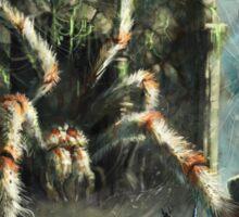 The Ancient Spider  Sticker