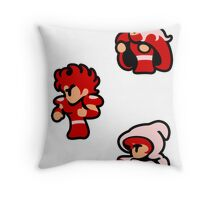 Final Fantasy Original Characters SET1 Throw Pillow
