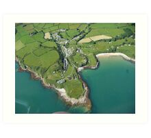 Anglesey South West Art Print