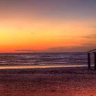 golden shore  by malenaromano