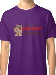 Stay Puft Branding (Cocoa Flavor) Classic T-Shirt