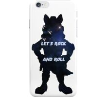 Starfox | Let's Rock and Roll iPhone Case/Skin
