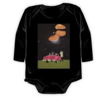 Unidentified flying object One Piece - Long Sleeve