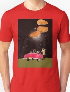 Unidentified flying object Unisex T-Shirt