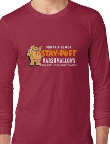 Stay Puft Branding (Pumpkin Flavor) Long Sleeve T-Shirt