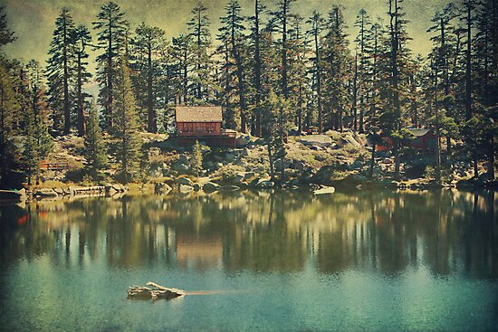 The Old Days By The Lake by Laurie Search