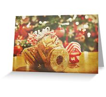 A Little Christmas Gift Greeting Card