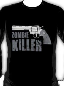 zombie killer black and white T-Shirt