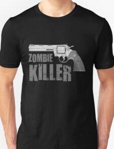 zombie killer black and white Unisex T-Shirt