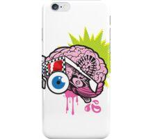 BRAIN-D! iPhone Case/Skin