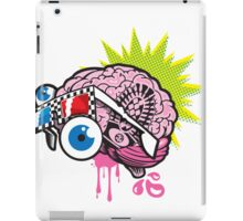 BRAIN-D! iPad Case/Skin