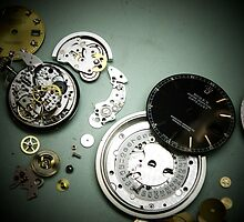 ROLEX movement  by Rita  H. Ireland