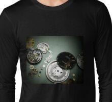ROLEX movement  Long Sleeve T-Shirt