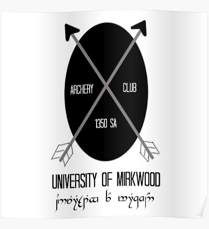 University of Mirkwood Poster