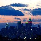 Christmas in New York City  by Alberto  DeJesus