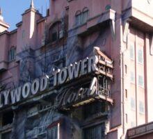 The Twilight Zone Tower of Terror Sticker