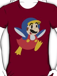 Little Penguin Mario T-Shirt