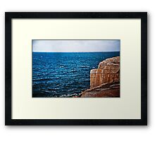 Move With My Body Framed Print