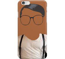 Hipster Suspenders iPhone Case/Skin