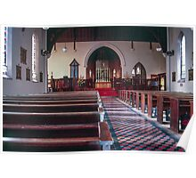 St Peter's Anglican Church Eastern Hill Melbourne 19970727 0008  Poster