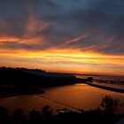 Firey Horizon by BeccE