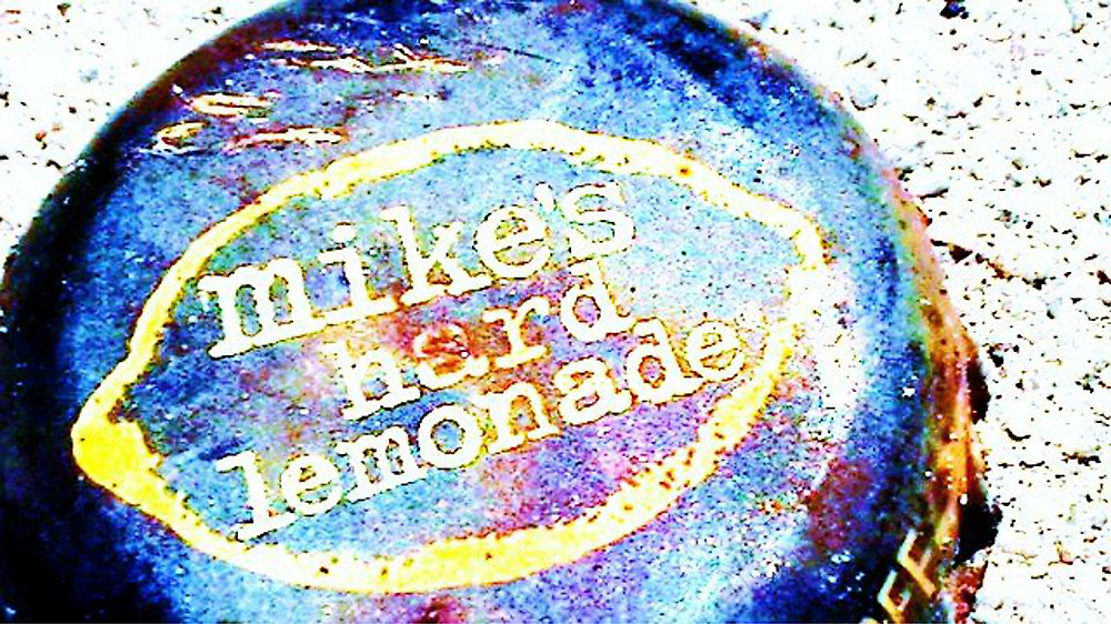 Mike's Hard Lemonade  by MJ Campbell