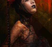 techno . geisha by autumnsgoddess