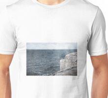 Misty Waters Unisex T-Shirt