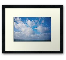 I'll Be With You Forever Framed Print