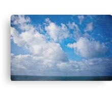 I'll Be With You Forever Canvas Print