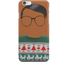 Hipster Green Ugly Sweater iPhone Case/Skin