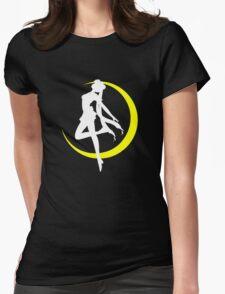 Sailor Moon Anime logo black T-Shirt