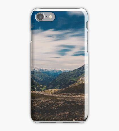 Alp Austria - Mountain iPhone Case/Skin
