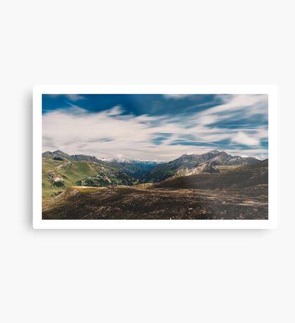 Alp Austria - Mountain Metal Print