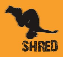 SHRED by cpotter