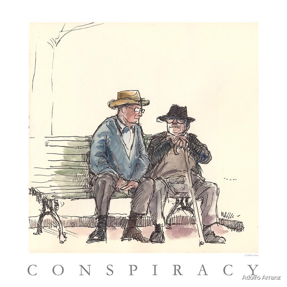 Conspiracy by Adolfo Arranz