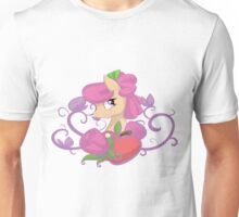 Apple Rose  Unisex T-Shirt