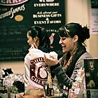 Pike Place laugh by JJConnors