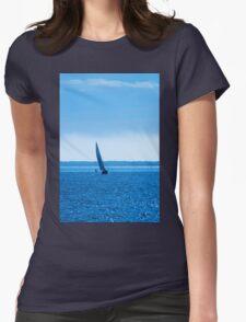 November Sail Womens Fitted T-Shirt