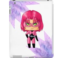 Chibi Diamondback iPad Case/Skin