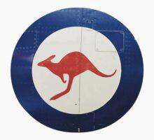 Flying Kangaroo by Harvey Schiller