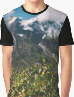 Alp Austria - Mountain Graphic T-Shirt