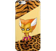 Chibi Feral iPhone Case/Skin