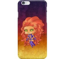 Chibi Starfire iPhone Case/Skin