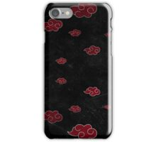 Akatsuki clouds  iPhone Case/Skin