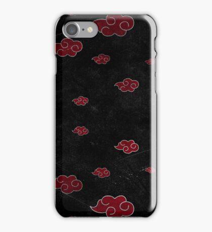 Akatsuki clouds  iPhone Case/Skin