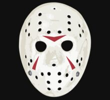 Hockey Mask - Jason v2 by cpotter