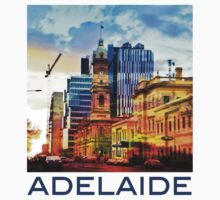 Adelaide at Sunset by Harvey Schiller