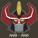MEGAZORD POWER by armoredfoe